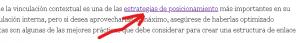 ejemplo de enlace contextual